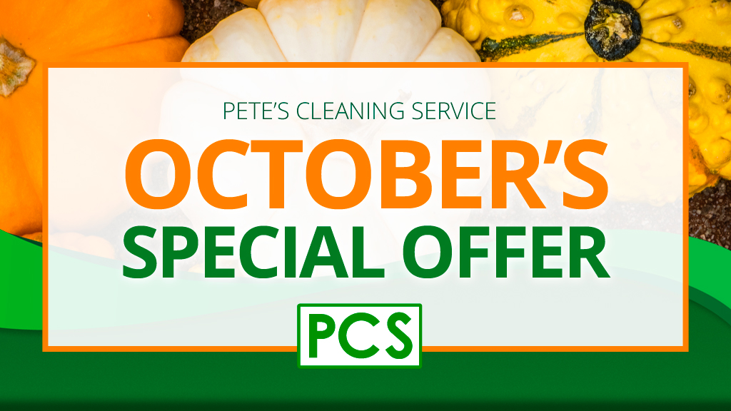 October Special – Tile Floor Cleaning