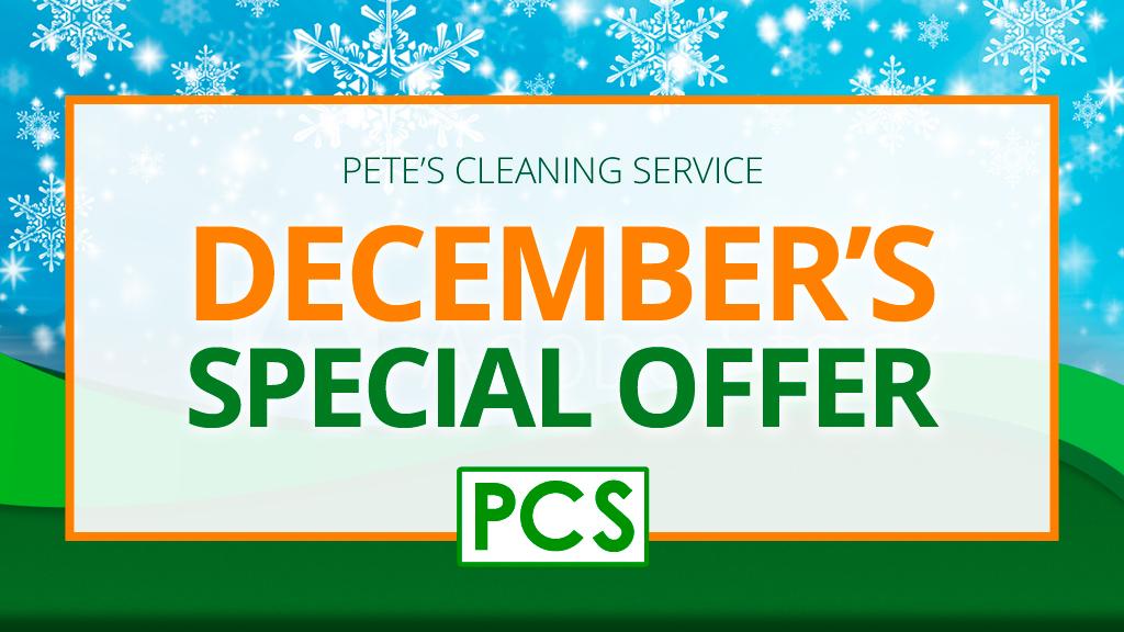 December Special – Hardwood Floor Cleaning